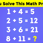 Can You Solve This Math Problem That Left Thousands Stumped?