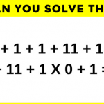 Nobody can solve this. Take a look for yourself and see if you can get the answer.