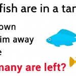 Can You Solve This Fish Math Riddle In Less Than 60 Seconds?